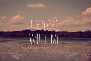 Explore with Me by Vintage Skies