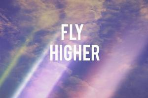 Fly Higher by Vintage Skies