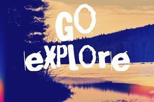 Go Explore by Vintage Skies