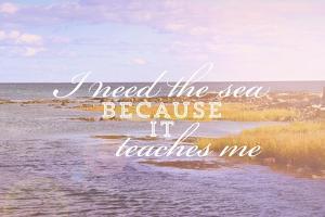I Need the Sea by Vintage Skies