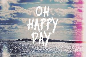 Oh Happy Day by Vintage Skies