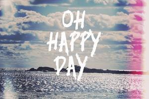 Oh Happy Day by Vintage Skies