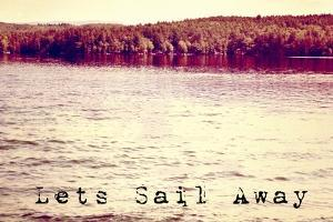 Sail Away by Vintage Skies