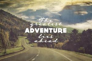 The Greatest Adventure by Vintage Skies
