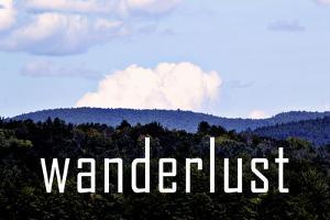 Wanderlust by Vintage Skies
