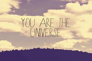 You are the Universe by Vintage Skies