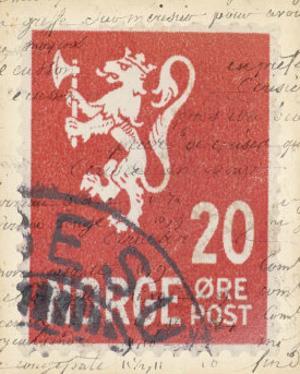 Vintage Stamp III