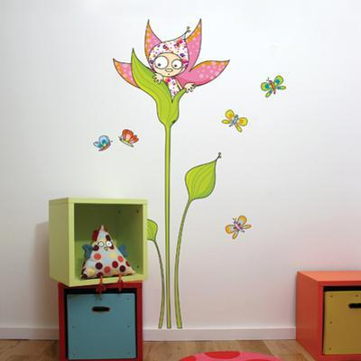 Violette Wall Decal