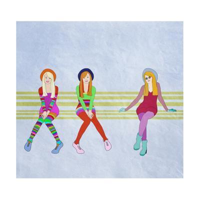 Funny Teen Girls,, Fashion by vipa21
