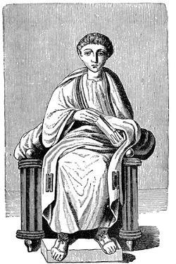 Virgil (79-19 B), Roman Poet
