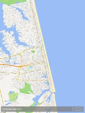 Virginia Beach, United States of America Map