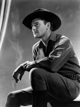 Virginia City, Errol Flynn, 1940