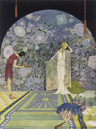 Persephone Down Under by Virginia Frances Sterrett