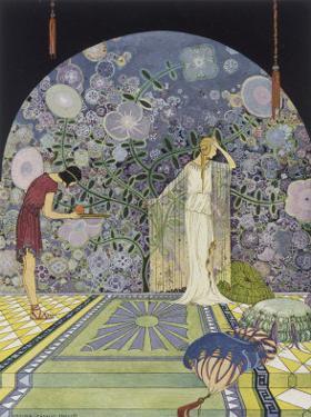 Persephone Down Under by Virginia Frances Sterrett