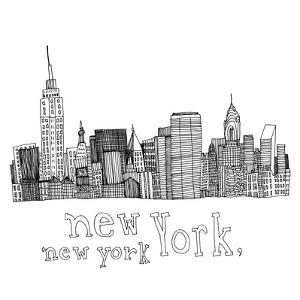 New York, NY by Virginia Kraljevic