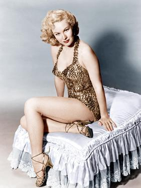 Virginia Mayo, ca. 1954