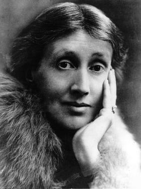 Virginia Woolf, British Author, 1930S