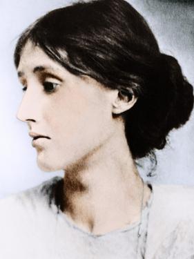 Virginia Woolf, English Novelist, Essayist and Critic, Early 20th Century