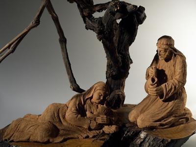 Nativity, Nativity Scene Ten Past Midnight