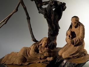 Nativity, Nativity Scene Ten Past Midnight by Virginio Livraghi