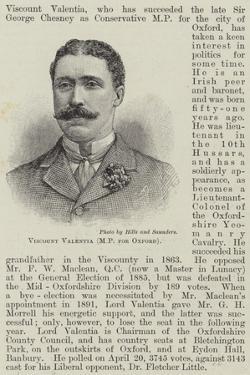 Viscount Valentia