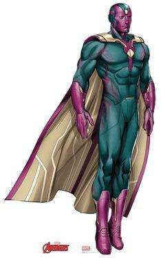 Vision - Avengers Animated