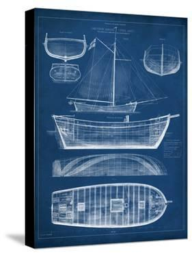 Blueprints posters for sale at allposters antique ship blueprint ii by vision studio malvernweather Images