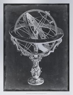 Armillary Sphere on Charcoal II by Vision Studio
