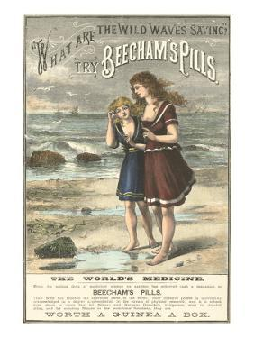 Beecham's Pills by Vision Studio