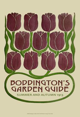Boddington's Garden Guide III by Vision Studio