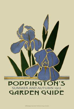 Boddington's Garden Guide IV by Vision Studio