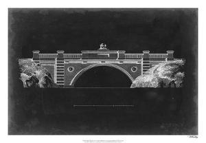 Bridge Schematic II by Vision Studio