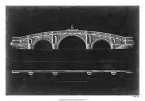 Bridge Schematic IV by Vision Studio