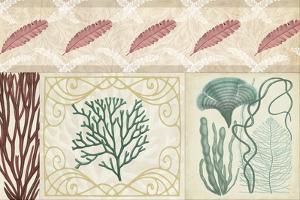 Coastal Patternbook IV by Vision Studio
