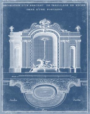 Garden Treillage Blueprint II by Vision Studio
