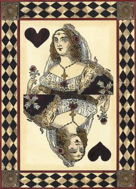 Harlequin Cards IV by Vision Studio