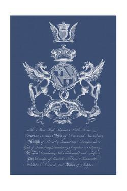 Heraldry on Navy IV by Vision Studio