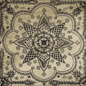 Intricate Detail III by Vision Studio