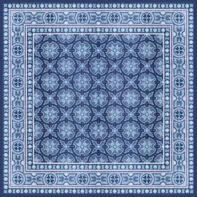 Italian Mosaic in Blue I