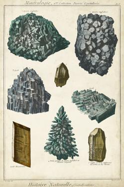Mineralogie II by Vision Studio