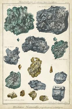 Mineralogie IV by Vision Studio