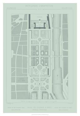 Mint & Slate Garden Plan II by Vision Studio