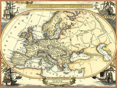 Nautical Maps Posters for sale at AllPosters.com