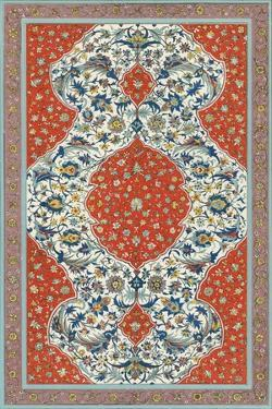 Non-Embellish Persian Ornament II by Vision Studio