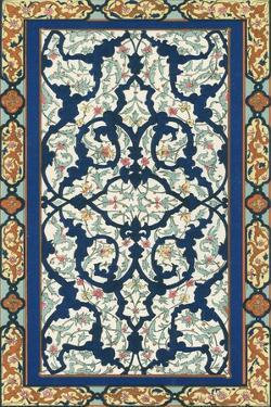 Non-Embellish Persian Ornament III by Vision Studio