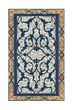 Non-Embellish Persian Ornament III by Vision Studio