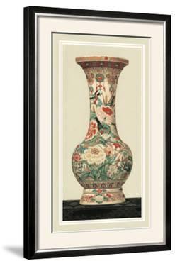 Non-embellished Satsuma Vase II by Vision Studio