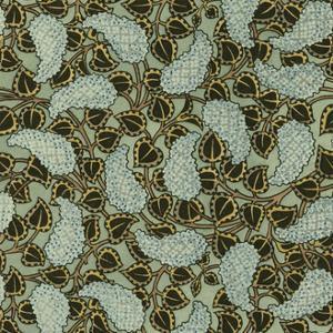 Nouveau Textile Motif V by Vision Studio