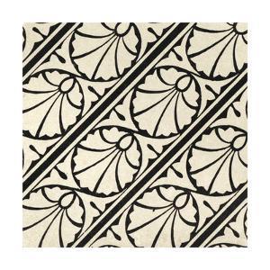 Ornamental Tile Motif VI by Vision Studio