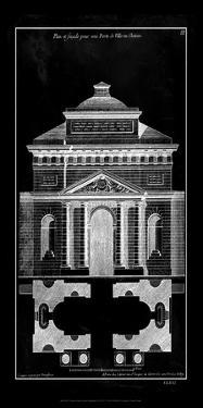 Palace Facade Blueprint II by Vision Studio